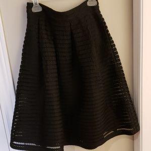 Forever 21 Knee Length Skirt